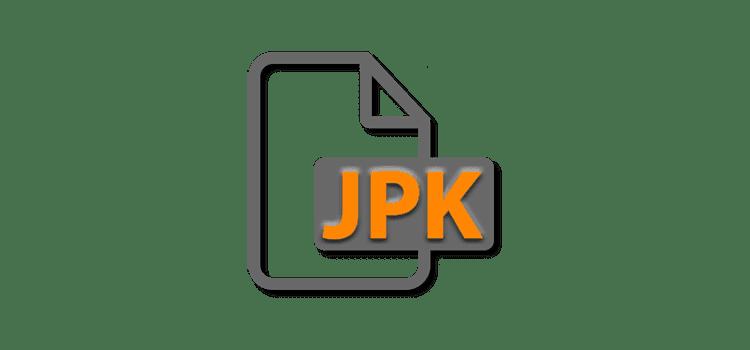 JPK - jednolity plik kontrolny