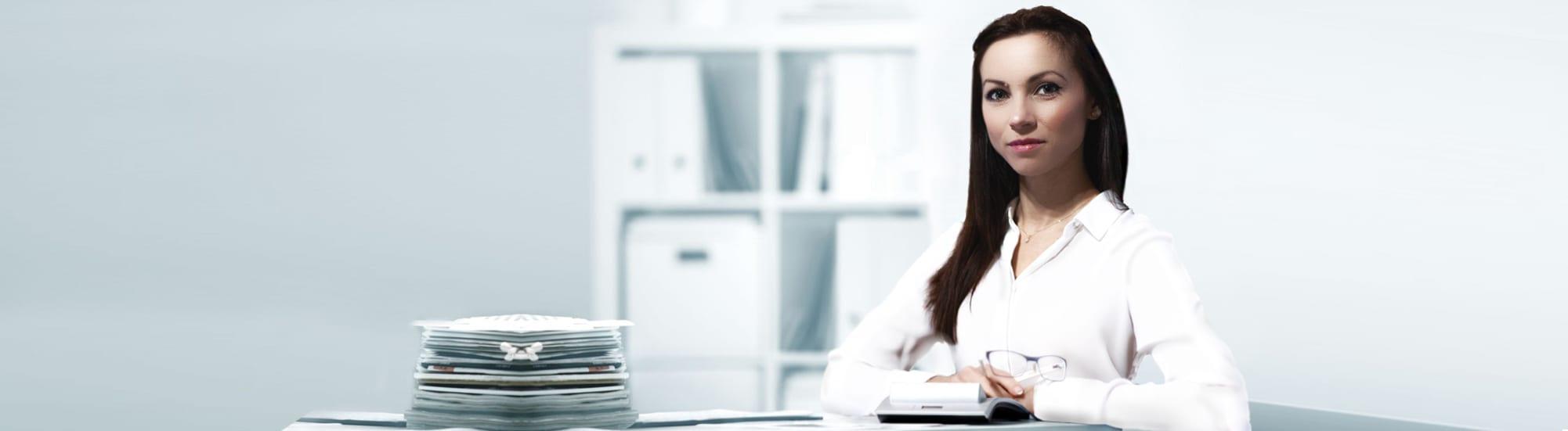 Wiktoria - accountant